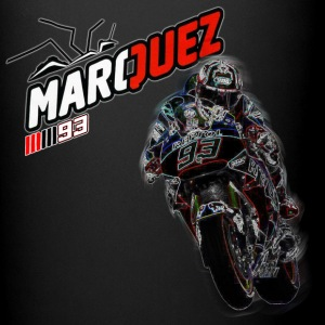 MARC MARQUEZ IN ACTION - Full Color Mug