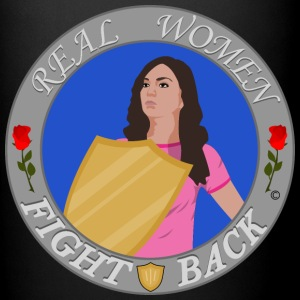 Real Women Fight Back - Full Color Mug
