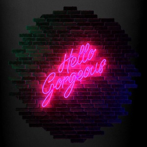 Hello Gorgeous - Neon Sign - Full Color Mug