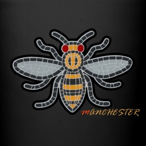 Manchester Bee - Full Color Mug
