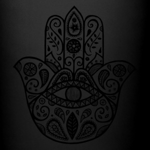 The hamsa hand - Full Color Mug