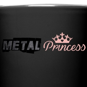 METAL Princess - Full Color Mug
