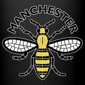 Bee of Manchester - Full Color Mug