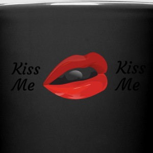 Kiss Me - Full Color Mug