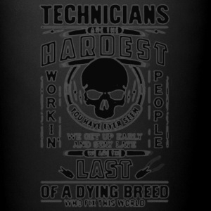 technician hardest - Full Color Mug