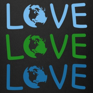 LOVE Earth Day And Save Your Planet - Full Color Mug