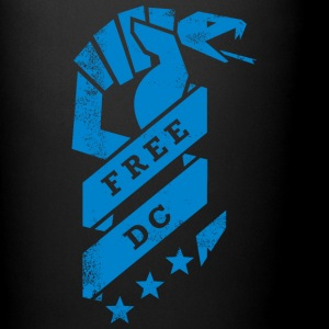 Free DC (blue) - Full Color Mug