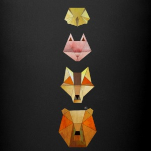 Geometric forest animals - Full Color Mug