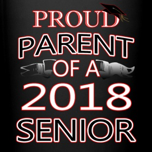 Proud Parent Of A 2018 Senior - Full Color Mug