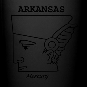A funny map of Arkansas - Full Color Mug