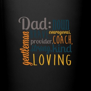 Definition of DAD - Father's Day Graphic T-shirt - Full Color Mug