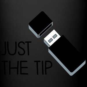 Just the Tip USB - Full Color Mug