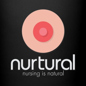 Nurtural | Nursing is Natural - Full Color Mug
