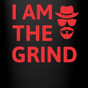 Grind Square - I AM The Grind Red - Full Color Mug