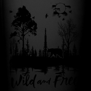 Wild and Free Products - Full Color Mug