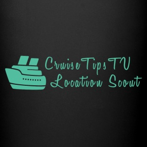 Cruise Tips TV Location Scout - Full Color Mug