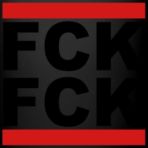 FCK FCK - give a fuck or fuck yourself - Full Color Mug
