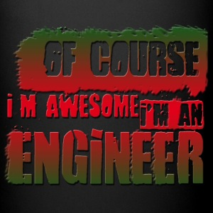 Awesome Engineer - Full Color Mug