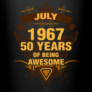 July 1967 50 Years of Being Awesome - Full Color Mug