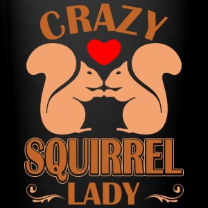Crazy Squirrel Lady - Full Color Mug
