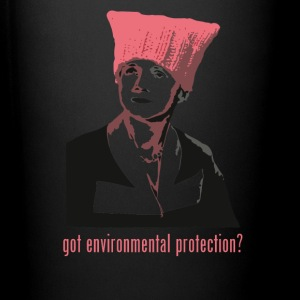 Rachel Carson - got environmental protection? - Full Color Mug