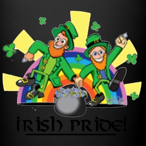 Irish Pride Tie Dye Tee - Full Color Mug