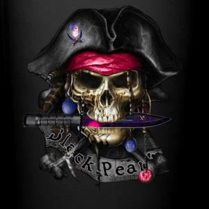 Black Pearl Pirate - Full Color Mug