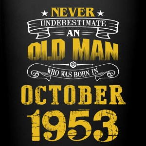 An Old Man Who Was Born In October 1953 - Full Color Mug