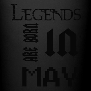 LEGENDS ARE BORN IN MAY - Full Color Mug