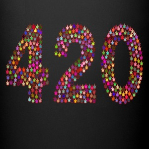 420 T-Shirt - Full Color Mug