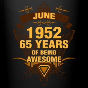 June 1952 65 Years of Being Awesome - Full Color Mug