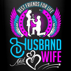 Best Friends For Life Husband And Wife - Full Color Mug