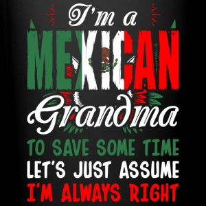 Im A Mexican Grandma - Full Color Mug
