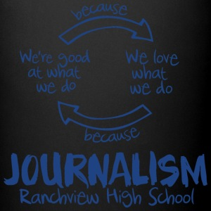 Journalism Ranch view High School - Full Color Mug