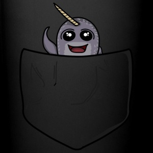 Narwhal Pocket Buddy - Full Color Mug