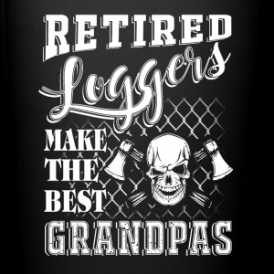 Retired Logger T-Shirts - Full Color Mug