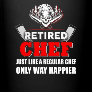 Retired Chef T-Shirts - Full Color Mug