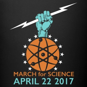 March for Science April 22nd 2017 - Full Color Mug
