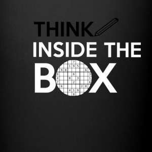 Think Inside The Box - Full Color Mug