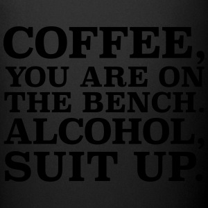 Coffee, You Are On The Bench. - Full Color Mug