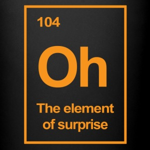 Oh The Element of Surprise T Shirt - Full Color Mug
