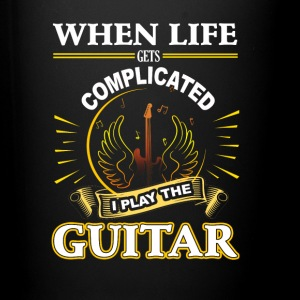 Play Guitar T-shirt - Full Color Mug