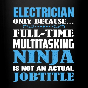 Electrician Shirt - Full Color Mug