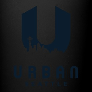 Urban Seattle - Full Color Mug