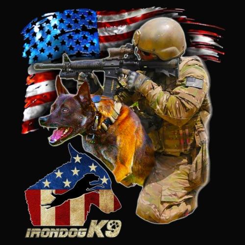 IrondogK9 Military Coffee Mug - Full Color Mug