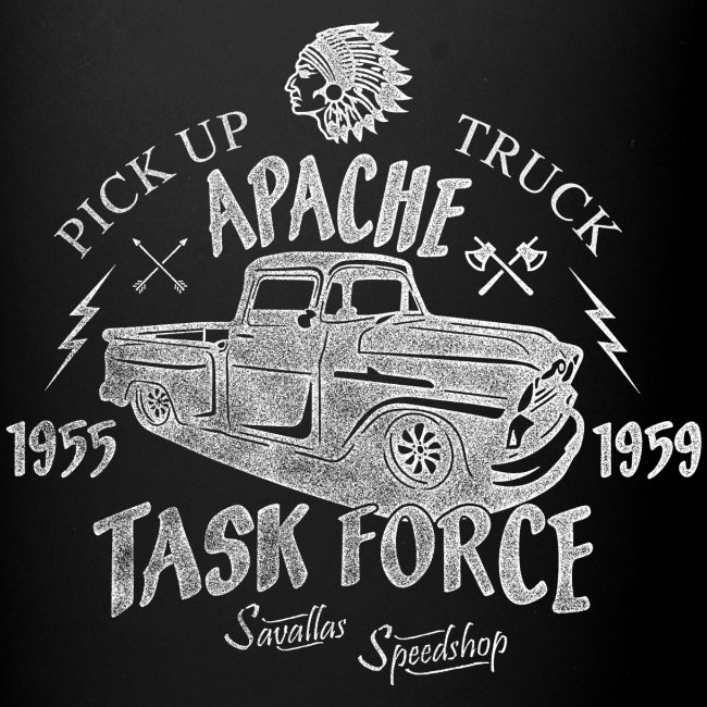 Chevy Pick Up Truck - Task Force