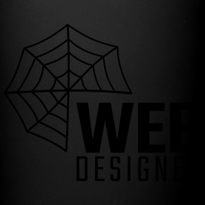 Web Designer - Full Color Mug
