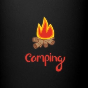 Camping - Full Color Mug