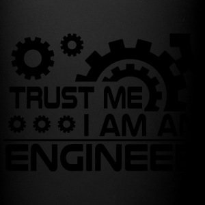 trust me i m an engineer gear - Full Color Mug