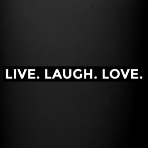 Live Laugh Love - Full Color Mug
